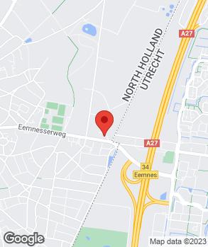 Locatie Autolex op kaart