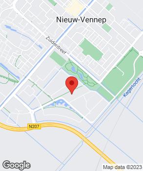 Locatie Autobedrijf R.J. de Goede op kaart