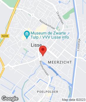 Locatie Van der Wagt Bandenservice op kaart