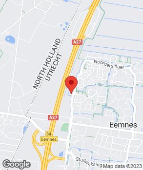 Locatie Firma Wiegmans op kaart