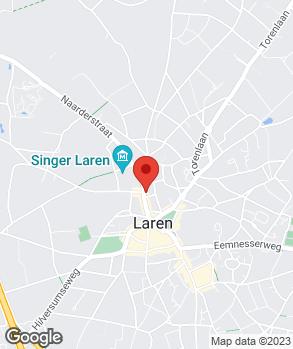 Locatie Garagebedrijf van Wees B.V. op kaart