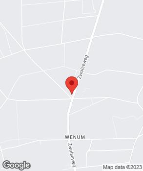 Locatie Van de Bunte Auto's B.V. op kaart