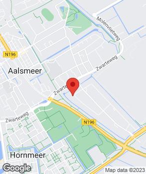 Locatie Automobielbedrijf Donker op kaart