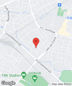 Locatie Garagebedrijf Jansen op kaart