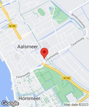 Locatie Autobedrijf Nieuwendijk B.V. op kaart