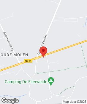 Locatie Autobedrijf Stegeman op kaart