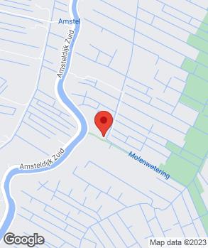 Locatie Houtkamp B.V. op kaart