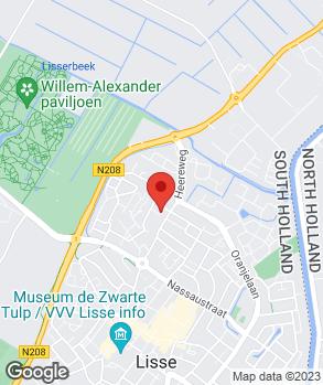 Locatie Autobedrijf Bram Polderman V.O.F. op kaart