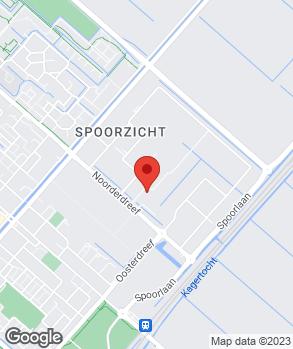 Locatie Garage Schellekens Rental Car Support op kaart