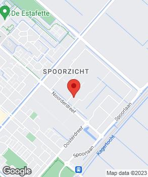 Locatie Garage Johan Oldenhage B.V. op kaart