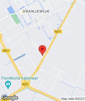 Locatie Garagebedrijf Van den Broeck B.V. op kaart
