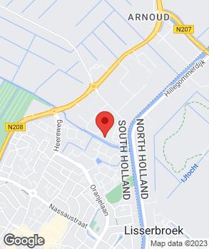 Locatie Webselling Holland op kaart