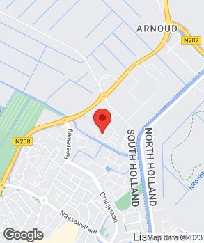 Locatie Autobedrijf De Smit B.V. op kaart