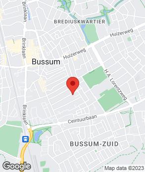 Locatie Van de Heisteeg Auto's op kaart