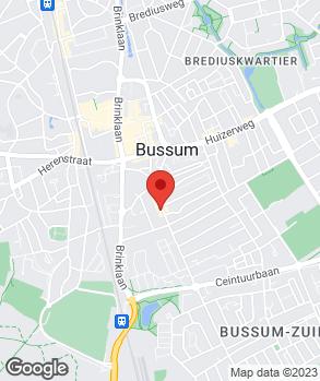 Locatie Garage P.B. van Zanten op kaart