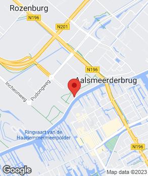 Locatie Autobedrijf Been op kaart