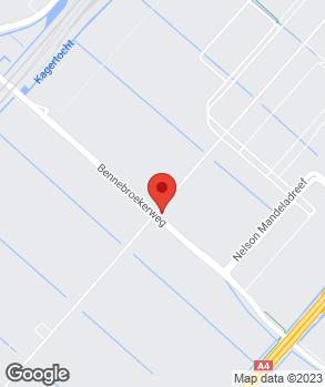 Locatie JNK Autotechniek op kaart