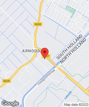 Locatie Autobedrijf Nieuwendijk Bollenstreek op kaart