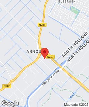 Locatie Schoonderbeek Automobielen B.V. op kaart