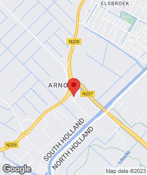 Locatie Autobedrijf B. Joren B.V. op kaart