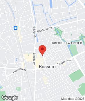 Locatie Autobedrijf Nathasja B.V. op kaart