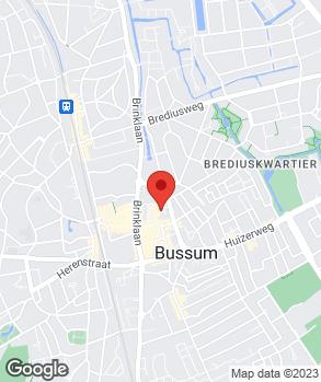 Locatie Wilhelmina Occasions op kaart