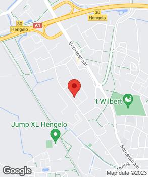 Locatie Autobedrijf Hassink op kaart