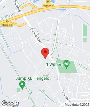 Locatie Schadeherstel Twente B.V. op kaart