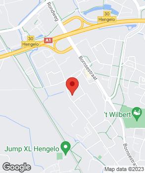 Locatie Nijland & Leussink B.V. op kaart