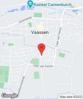 Locatie Garage Limburg B.V. op kaart