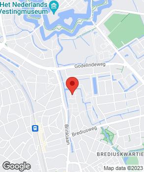 Locatie Autobedrijf S. de Weerd  op kaart