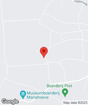 Locatie Autobedrijf van Hierden op kaart