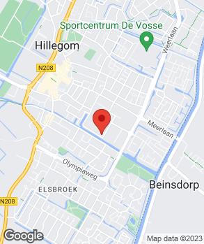 Locatie Versteeg Bandenservice B.V. op kaart