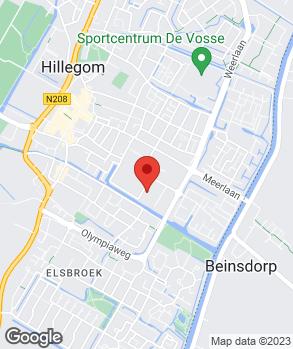 Locatie Garage J.F. Lammerse op kaart