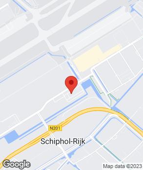Locatie Euromaster Schiphol op kaart