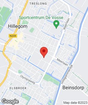 Locatie Roel's Modified op kaart