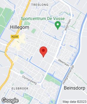 Locatie Automobielbedrijf Frans Zandstra op kaart