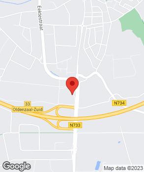 Locatie Autobedrijf Benerink B.V. op kaart