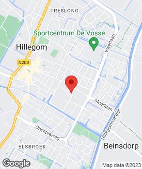 Locatie Detcars op kaart