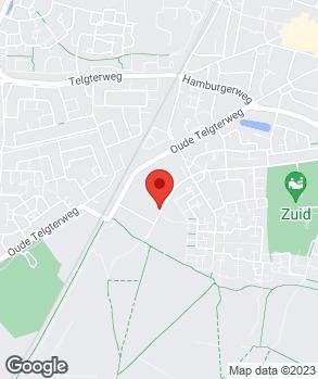 Locatie Autobedrijf Rikkers op kaart