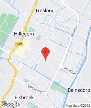 Locatie Garagebedrijf van Saase op kaart