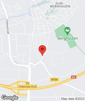 Locatie Autohandel Olde Scholtenhuis op kaart