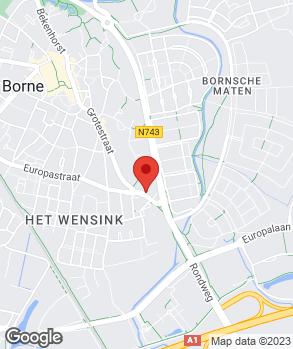 Locatie Autobedrijf Diepenmaat B.V. op kaart