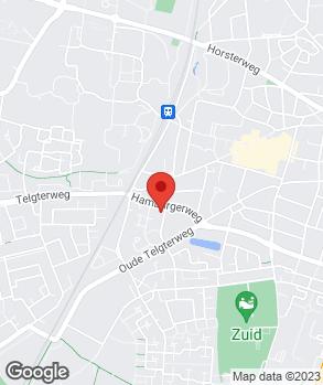 Locatie Ruiter Autoservice V.O.F. op kaart