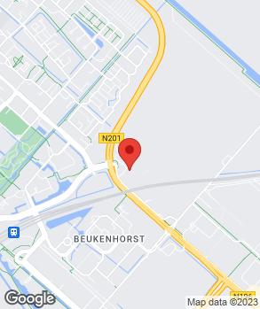 Locatie Autobedrijf Veenstra op kaart