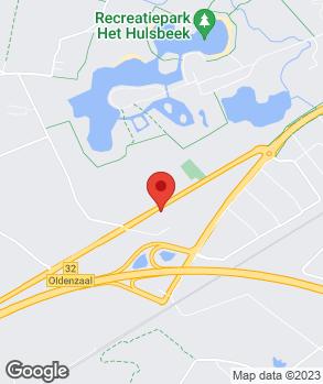 Locatie Autohandel en Rep. RBH Seiger op kaart