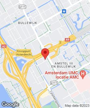 Locatie Van Kouwen Automotive op kaart