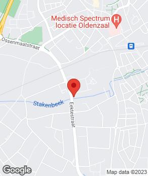 Locatie Autobedrijf Snijders B.V. op kaart