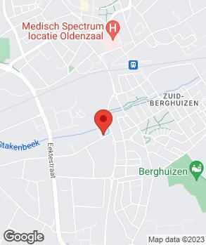 Locatie Autobedrijf Van Lenthe op kaart