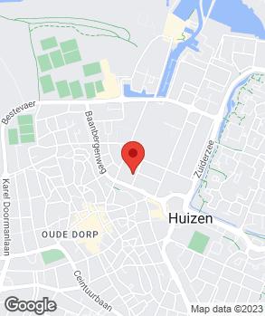 Locatie Autobedrijf de Groot en Prins op kaart